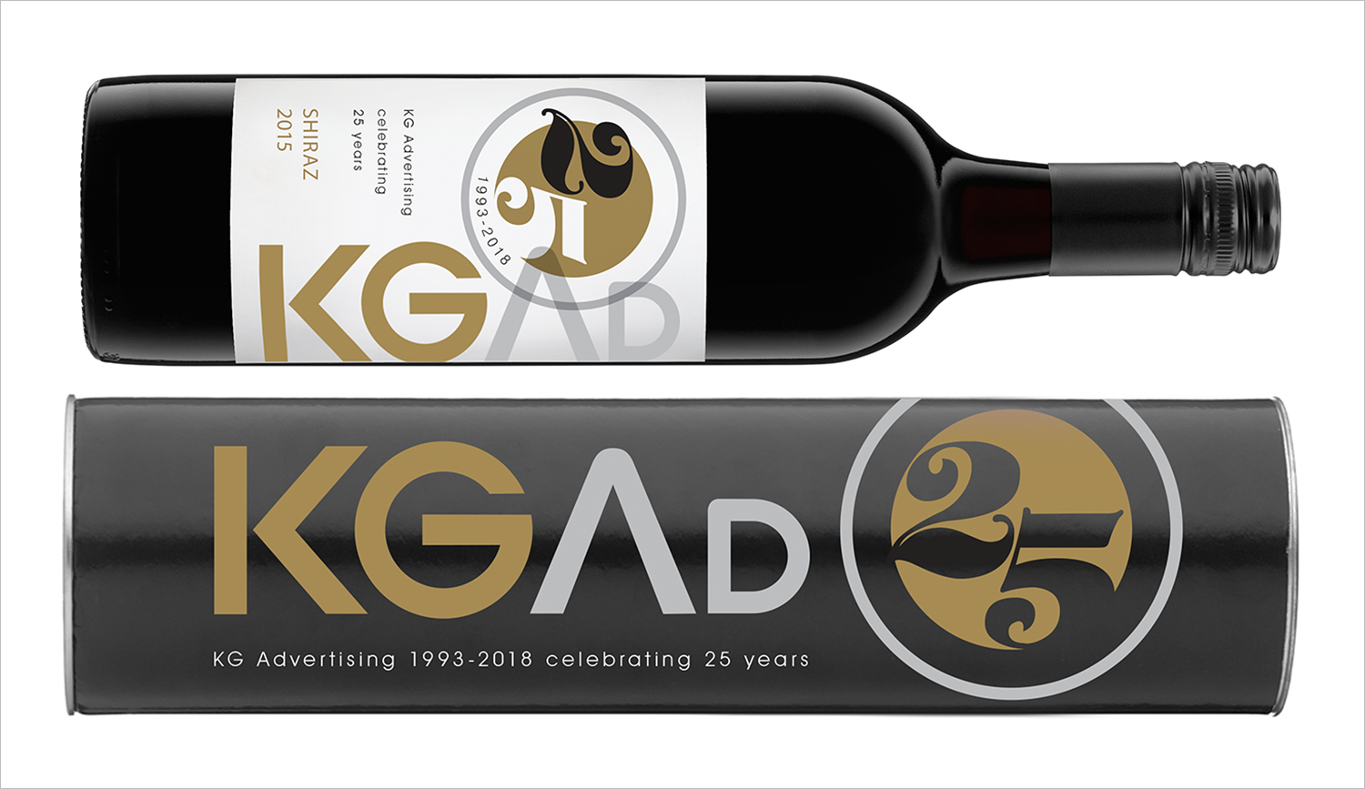 Corporate Gift Ideas - Wine Promotion - KG Advertising Melbourne