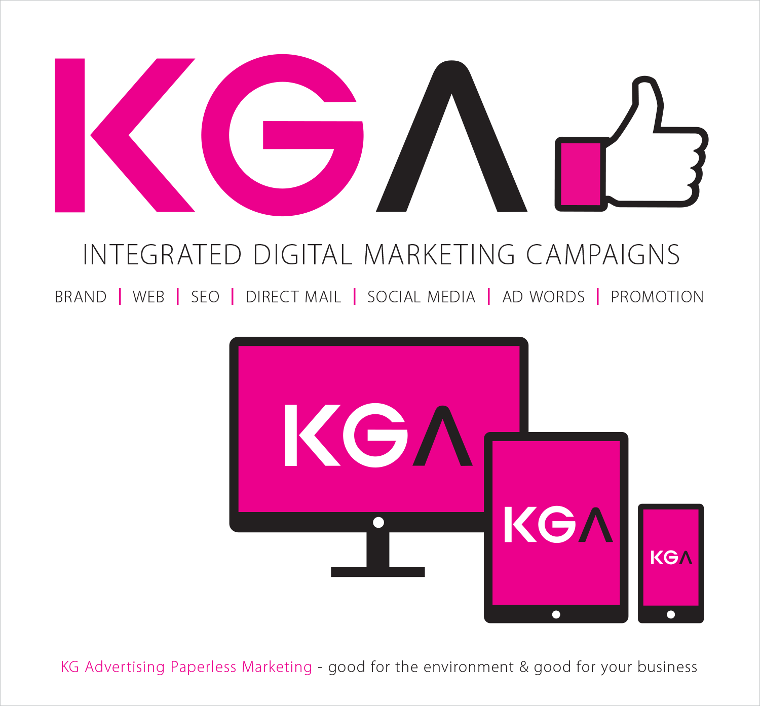 Integrated Digital Marketing Campaigns KG Advertising Melbourne